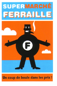 supermarche ferraille